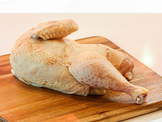 Medio pollo 1 kg