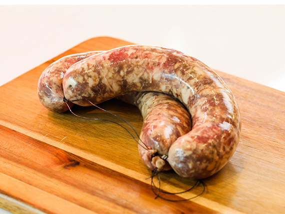 Chorizo casero unidad (150 g)