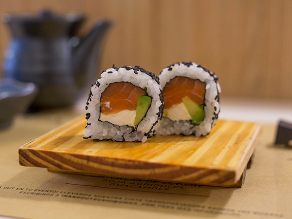New York philly roll (1 unidad)