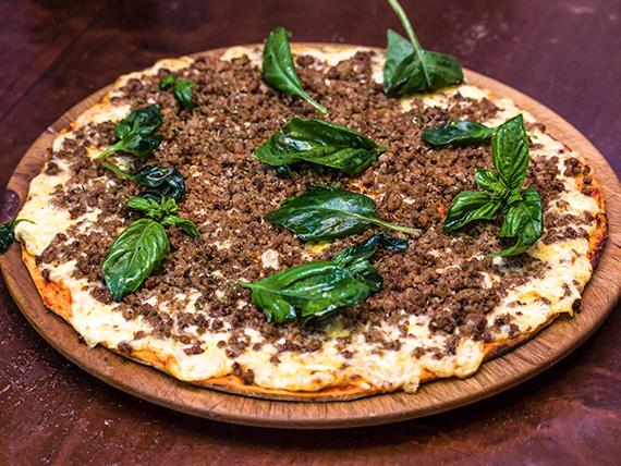 Pizza Margarita (2 personas)