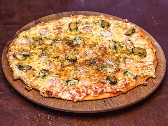 Pizza pacífico (2 personas)