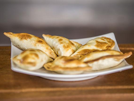 Promo 1 - 6 empanadas