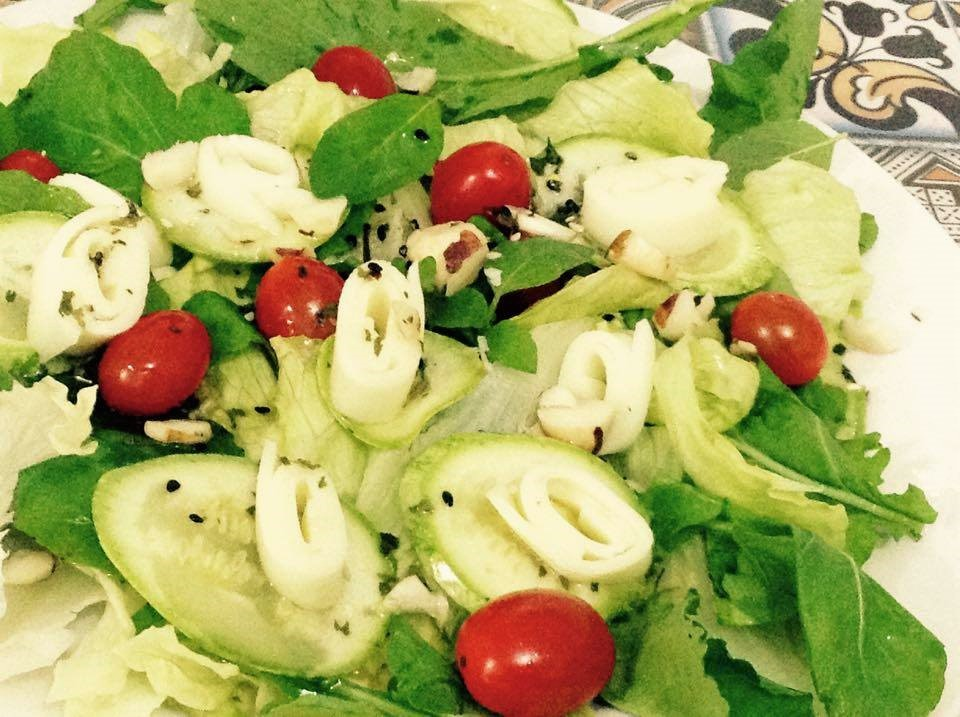 Salada Anita (no vidro) 500 ml
