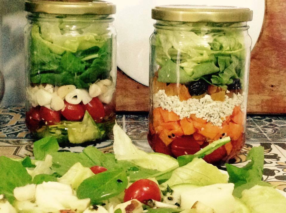 Salada Elizabeth (no vidro) 500 ml