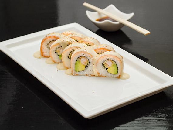 27 - Mizakura acevichado roll