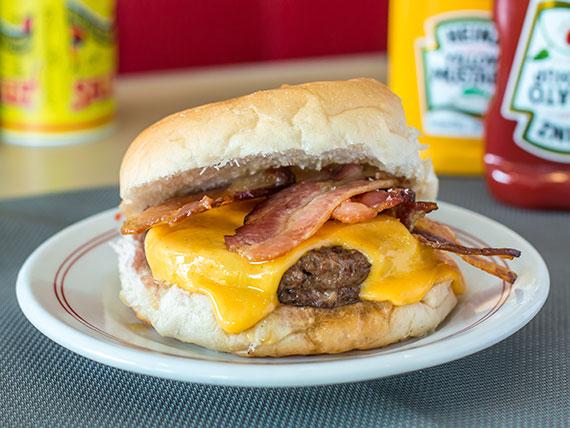Hamburguer bacon