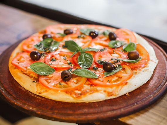 Pizza tradicional Margarita