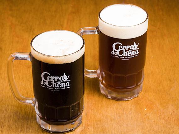 Cerveza Cerros de Chena 330 ml