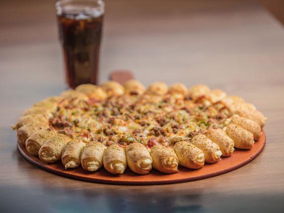 Escolha Sua Pizza Cheesy Pop