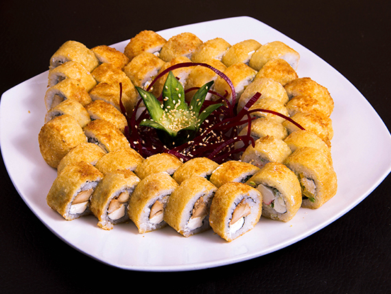 Promo - 40 piezas tempura