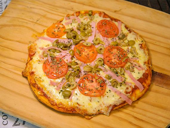 Pizza Napolitana M