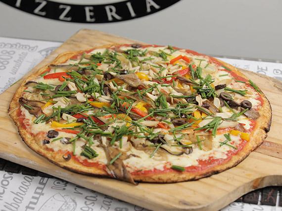 Pizza Veggie Lovers (28 cm de diámetro)