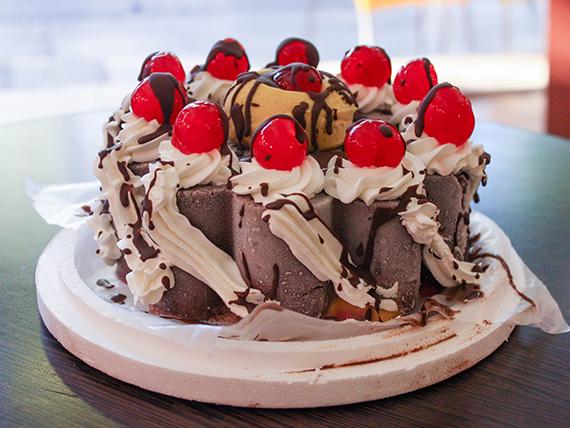 Torta helada La Veneciana Di Enzo (10 porciones)