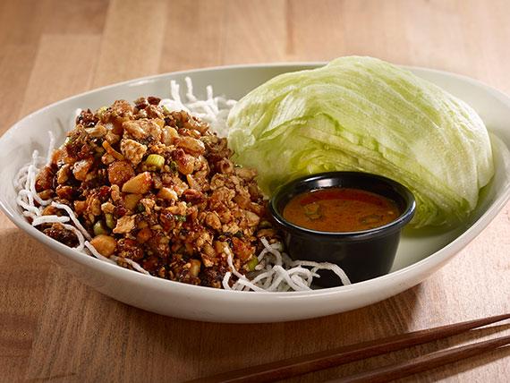 Chang's lettuce wraps