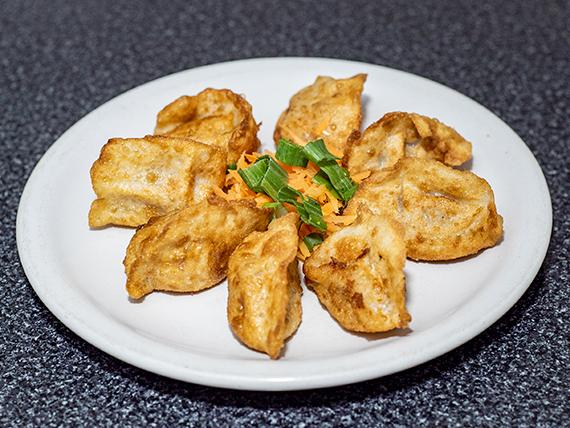 Empanadita china frita (8 unidades)