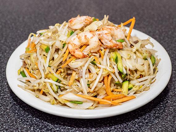 Chop suey mixto