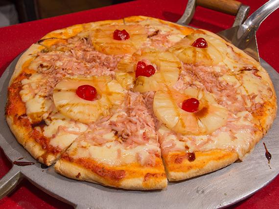 Pizza dulce tentación grande