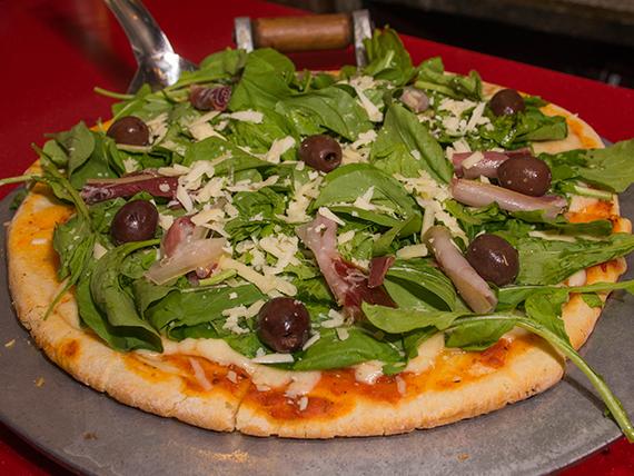 Pizza lujuria grande