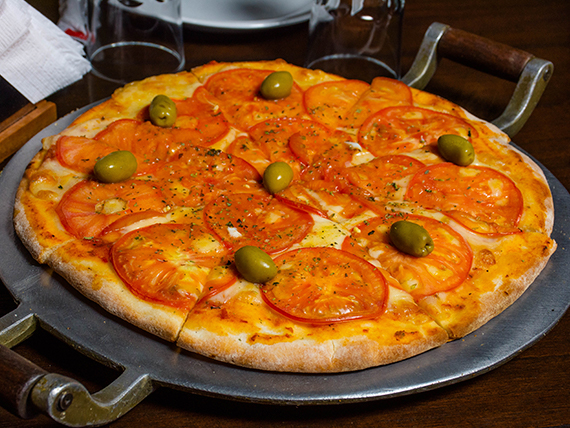 Pizza tanita grande