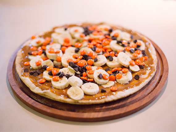 Pizza chocopizza