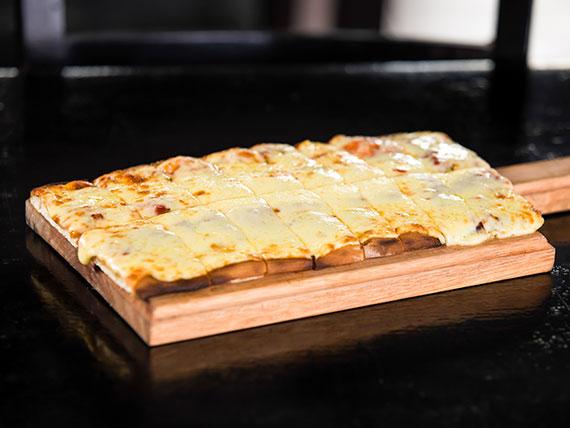 Promo - Pizza muzzarella 3x2