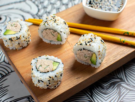 Tuna cream roll