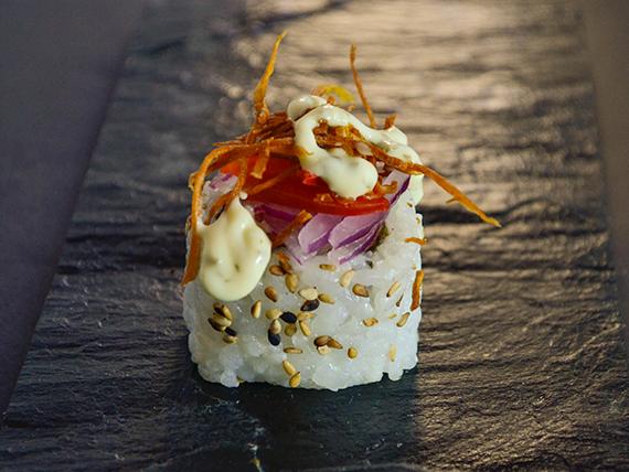 Ceviche roll