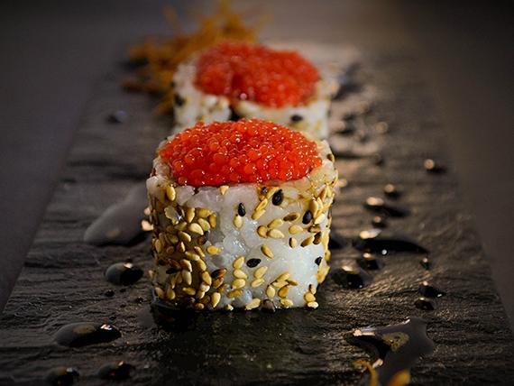 Caviar ichiban roll