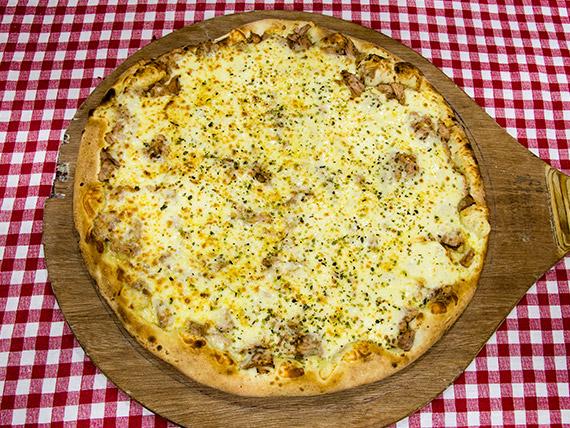 03 - Pizza atum e mussarela