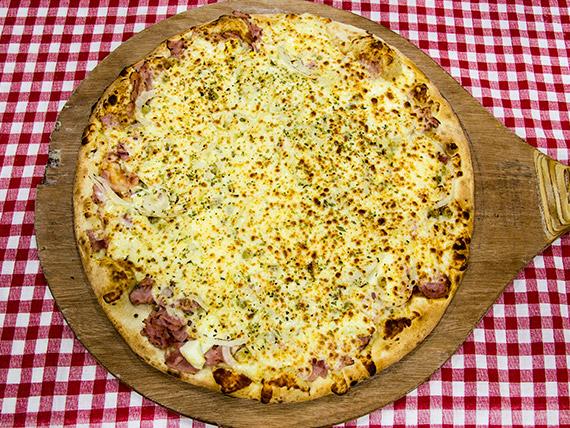 47 - Pizza portuguesa