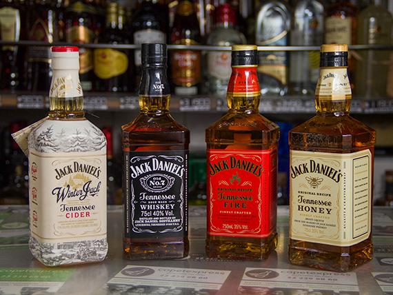 Whisky Jack Daniels 750 ml