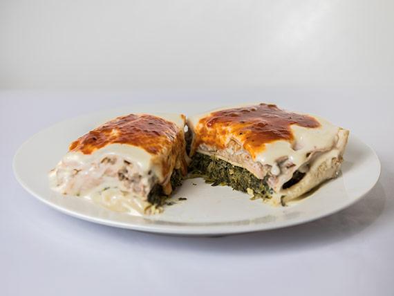 Lasagna para 1 persona