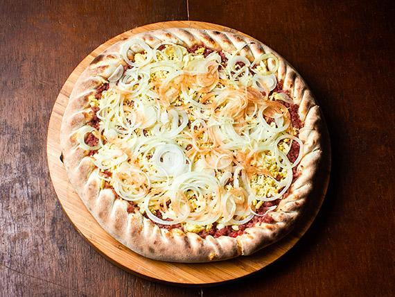 14 - Pizza baiana