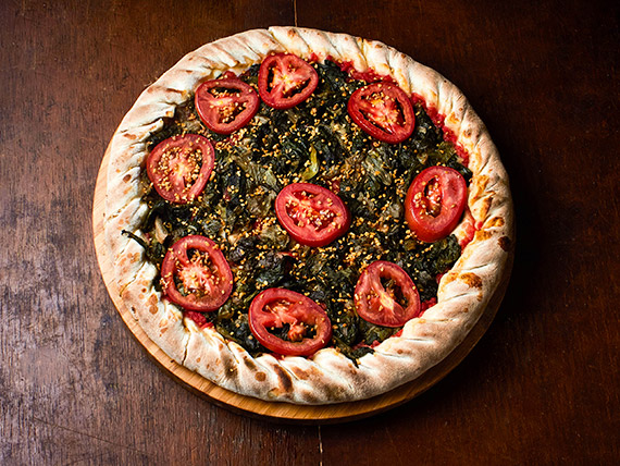 37 - Pizza escarola