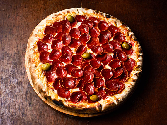 54 - Pizza pepperoni