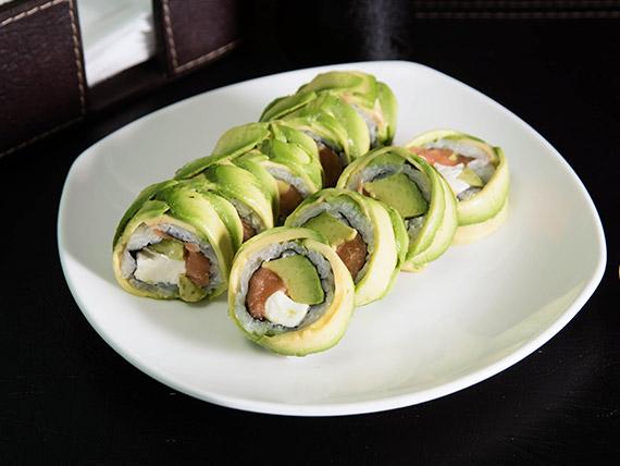 22 - Avocado sake (8 piezas)