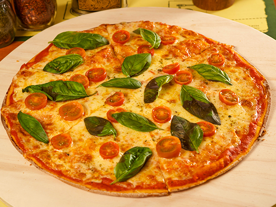 1 - Pizza Margherita