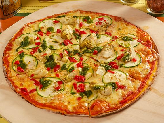 8 - Pizza vegetariana