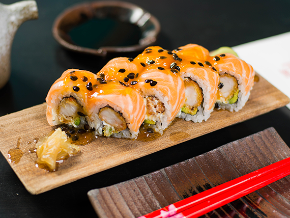 Passion roll (8 unidades)