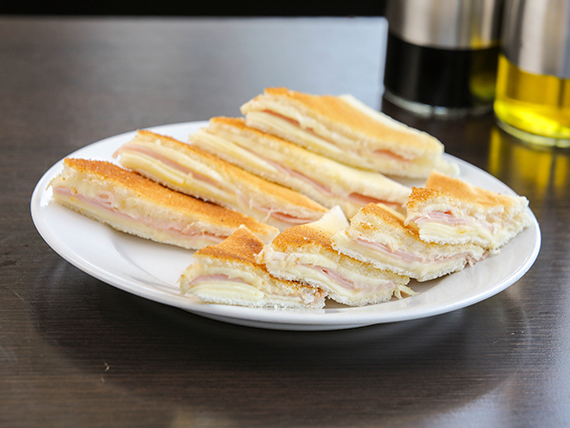 Sándwich caliente