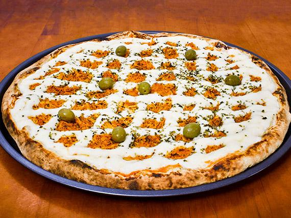 27- Pizza frango com catupiry