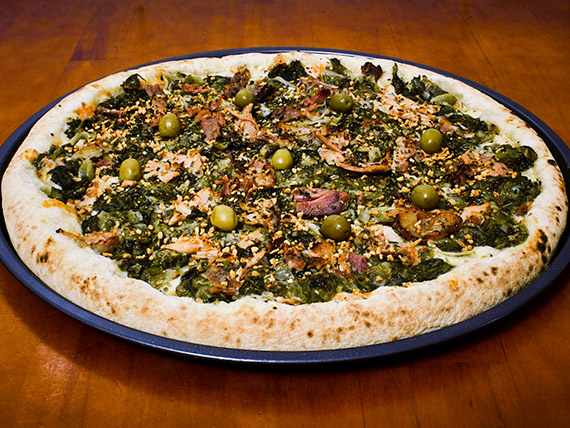 23- Pizza escarola
