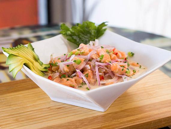 23 - Ceviche salmón