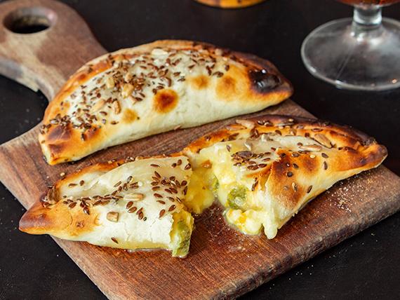 ¡Nueva! - Empanada veggie