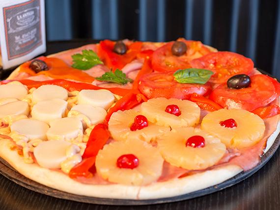 24 - Pizza 4 estaciones