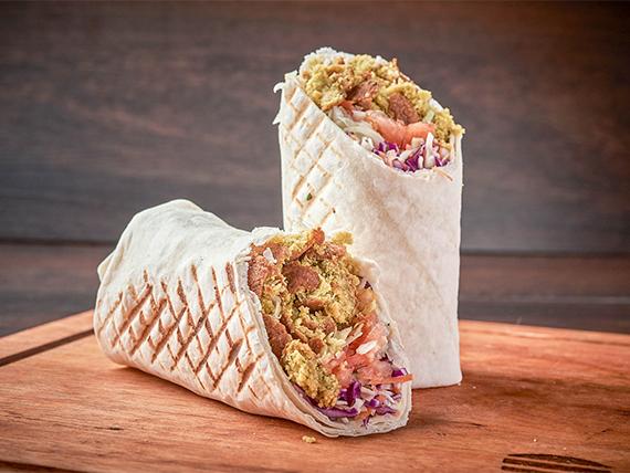 Shawarma L vegetariano de falafel (400 g)