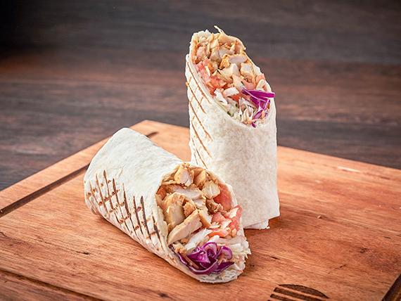 Shawarma L de pollo (400g)