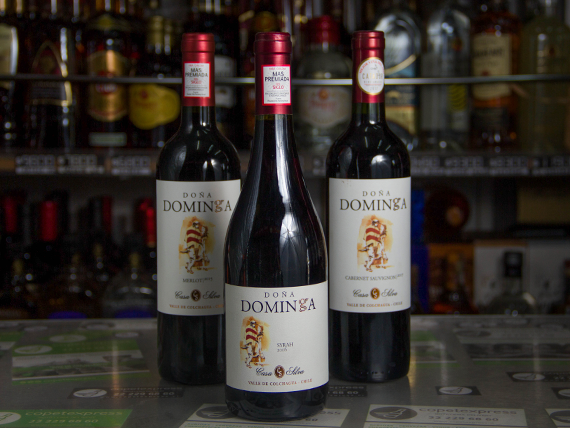 Vino Doña Dominga 750 ml