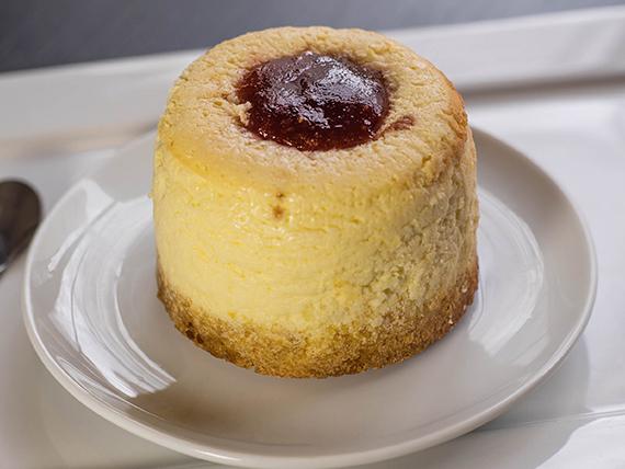 Cheese cake con frutos rojos