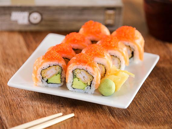 Roll especial masago (8 unidades)